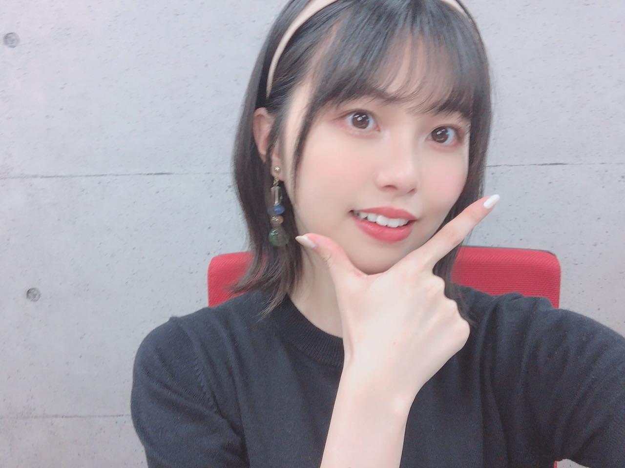 HKT48 地頭江音々が「バズラナイト」に出演!【テレビ宮崎】