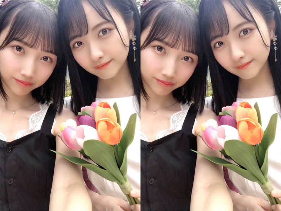 【動画】STU48 薮下楓×石田千穂「短日植物」セルフMV ver.公開!