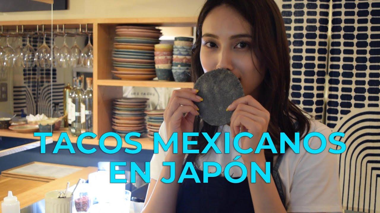 【動画】AKB48 入山杏奈「TACOS MEXICANOS EN JAPÓN」