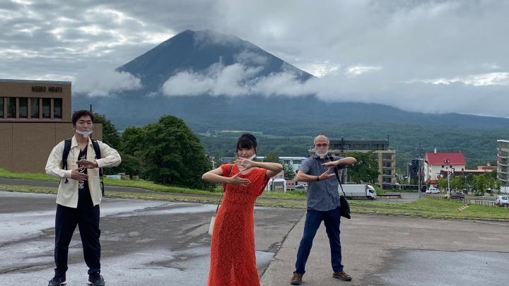 北原里英が「ローカル路線バス乗り継ぎの旅Z!」に出演!北海道 ニセコ~知床
