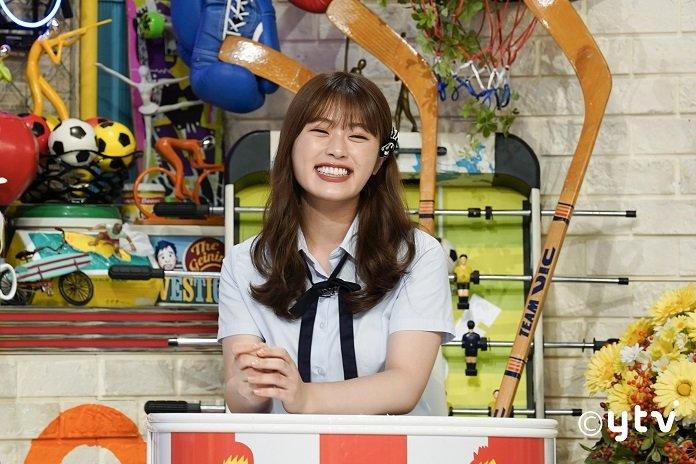 NMB48 渋谷凪咲が「特盛よしもと」に出演!【読売テレビ】