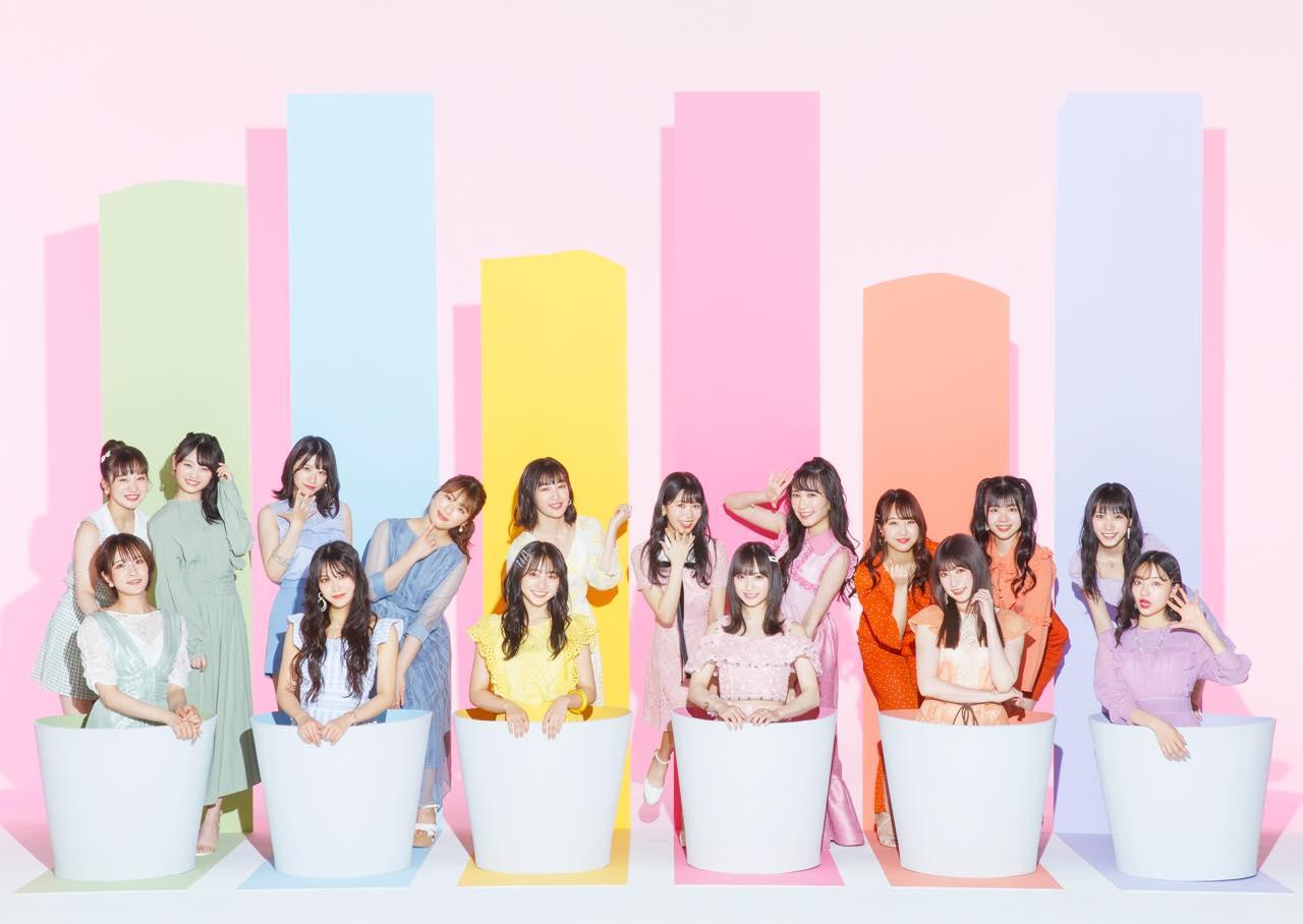 「NMB48狂い咲き~鬼越花月物語~」2020東西賞レース王者が京都で頂上決戦!【ABCテレビ】