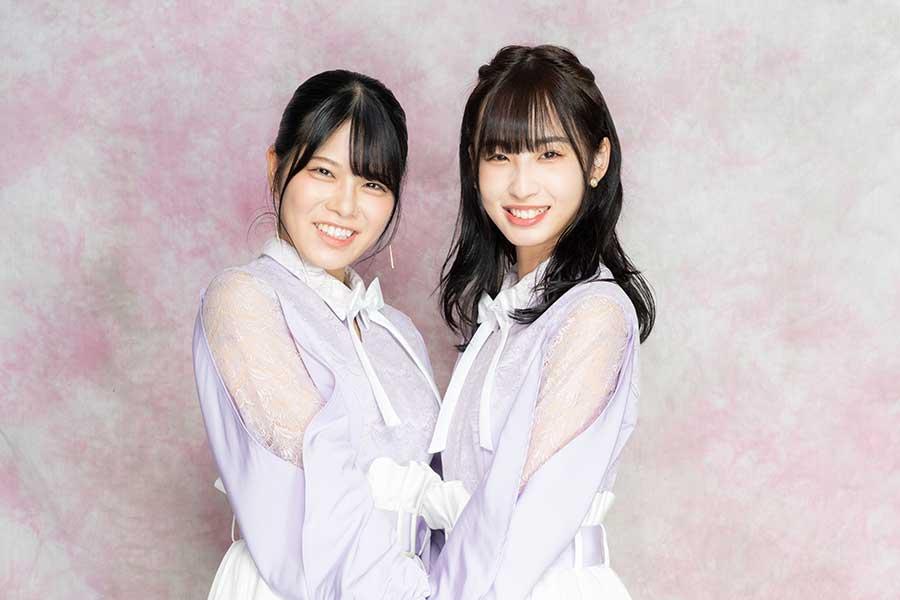 STU48に新コンビ「ぽの」誕生! 「人気になる要素がない」苦笑も壮大な夢語る【ENCOUNT】