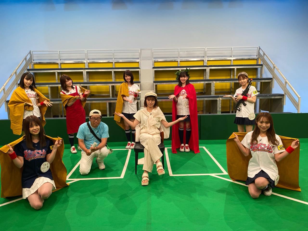 「AKB48チーム8のKANTO白書 バッチこーい!」#71:清水Dの劇団「バチこい」旗揚げ公演でバッチバチ!