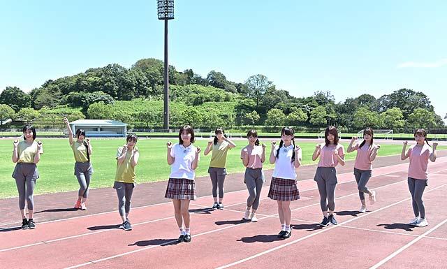 「SKE48 ZERO POSITION」#131:スポーツテストゼロポジ(第1回)