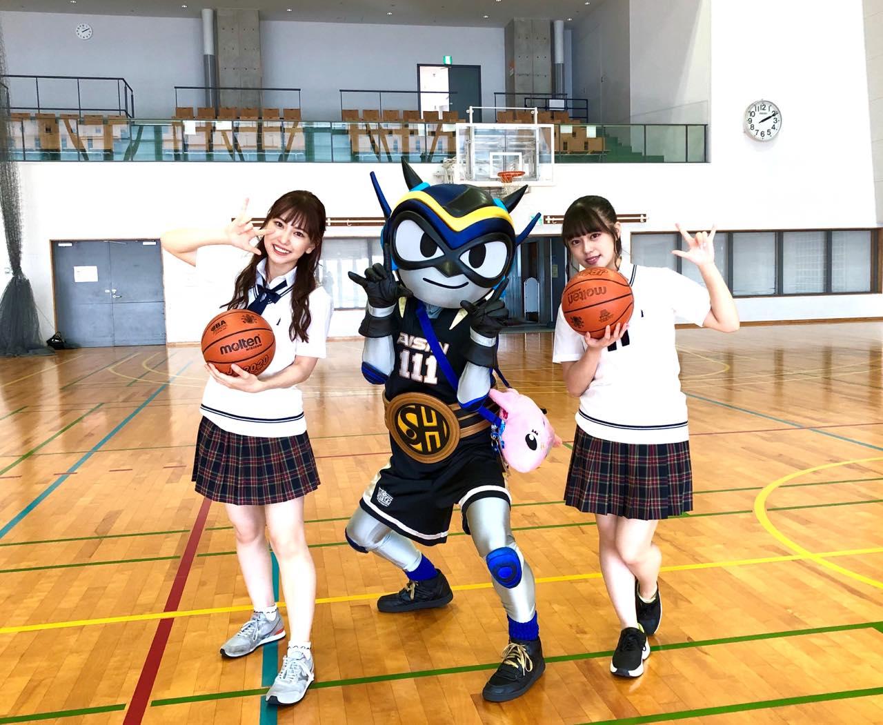 「SKE48は君と歌いたい」竹内彩姫&熊崎晴香がウィングアリーナ刈谷を訪れる【東海テレビ】