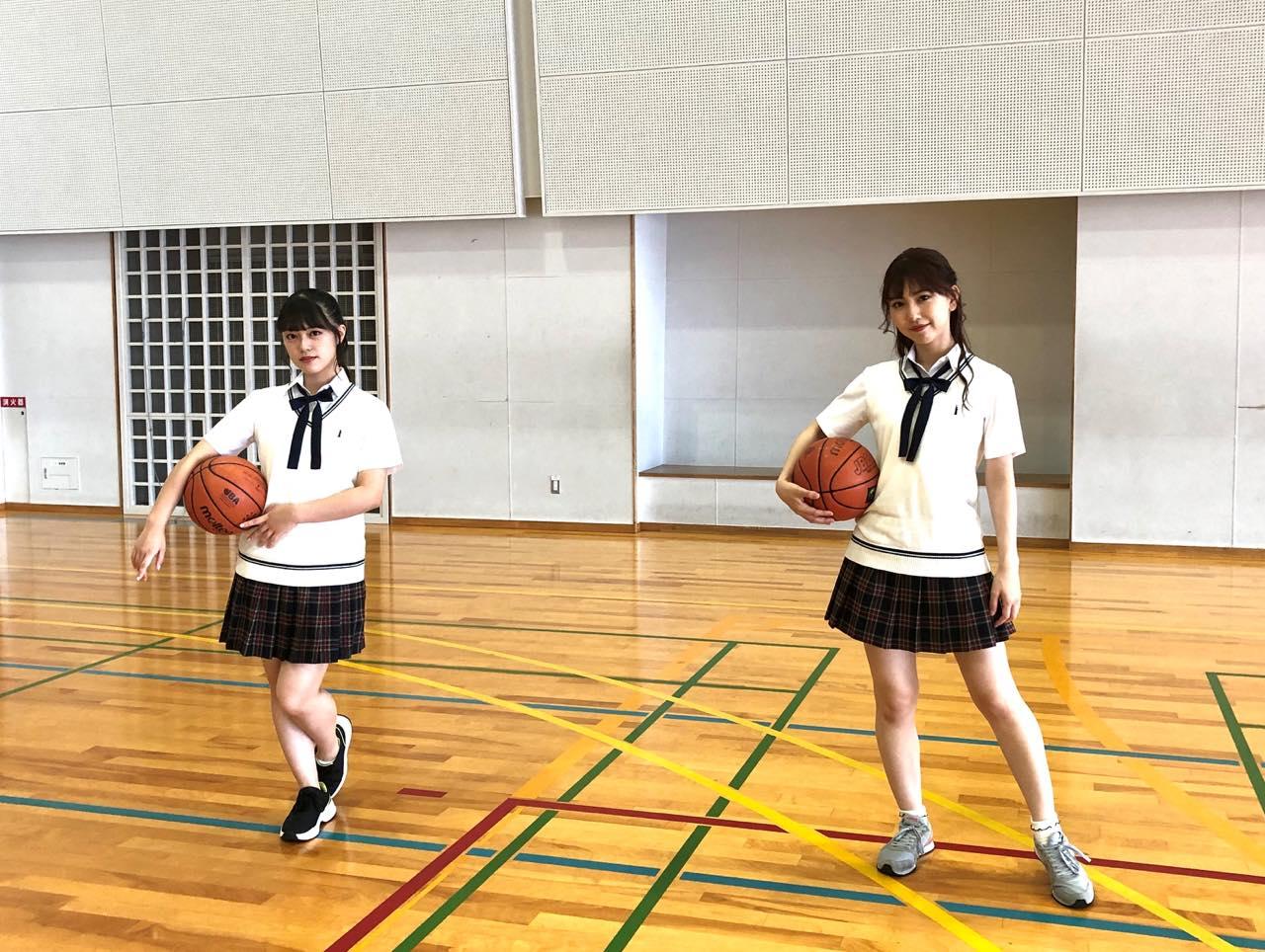 「SKE48は君と歌いたい」竹内彩姫&熊崎晴香がウィングアリーナ刈谷を訪れる②【東海テレビ】