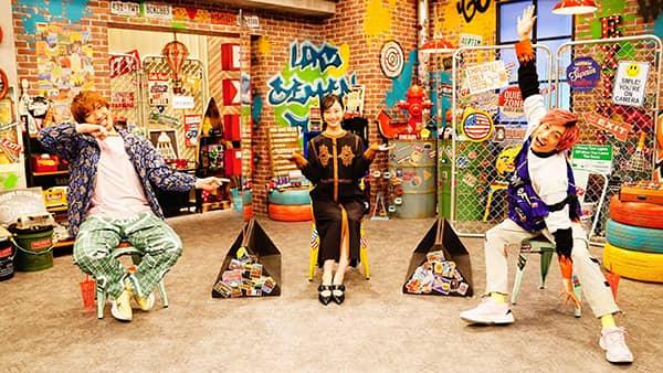 松井玲奈が「EXITV」にゲスト出演!9歳年上の女性と付き合うのはアリ?松井からの質問にEXITがぶっちゃけトーク!