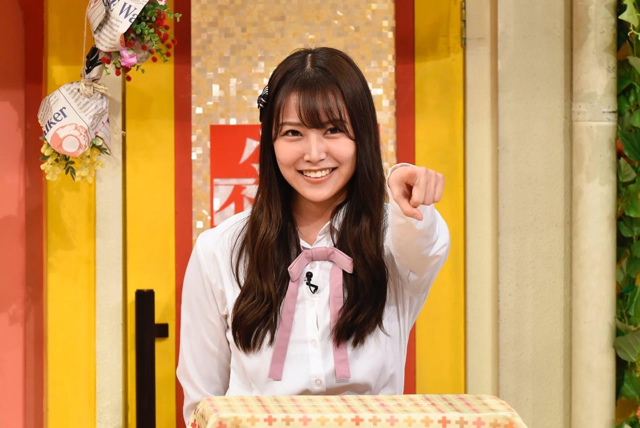 NMB48 白間美瑠&山田寿々が「土曜はダメよ!」に出演!【読売テレビ】