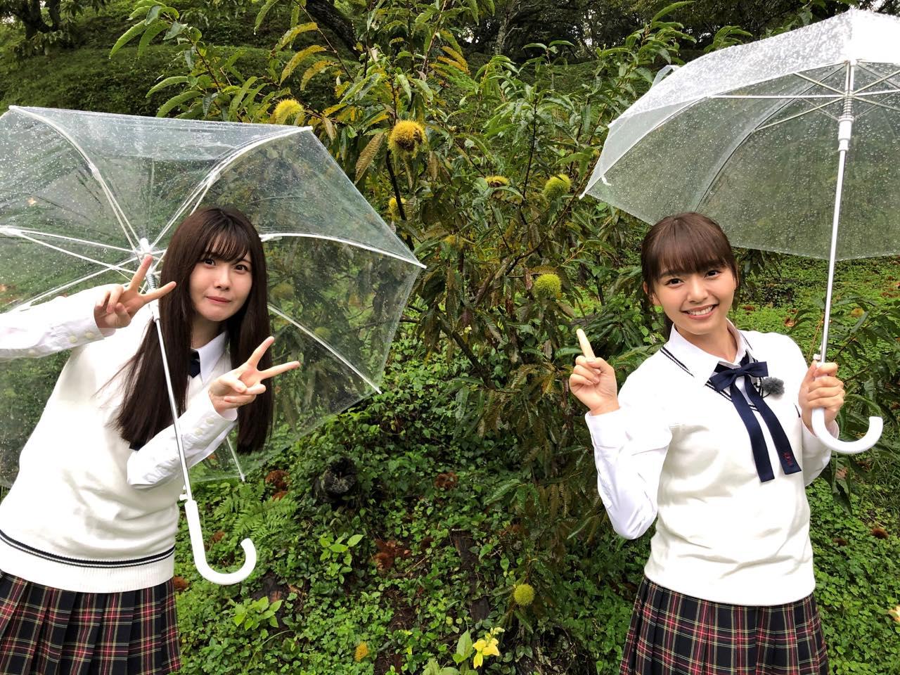 「SKE48は君と歌いたい」高畑結希&谷真理佳が愛知県豊田市の栗園を訪れる②【東海テレビ】