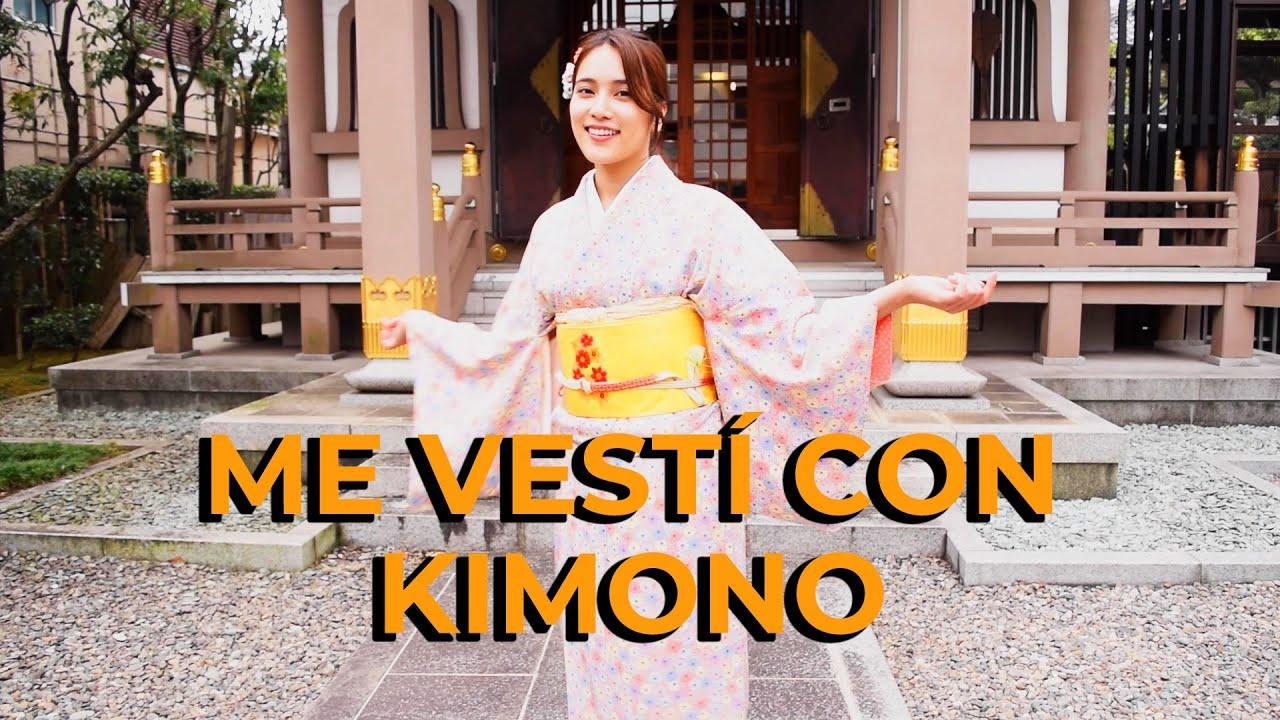 【動画】AKB48 入山杏奈「ME VESTÍ CON KIMONO」