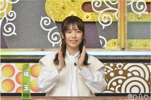 島崎遥香が「秘密のケンミンSHOW極」に出演!