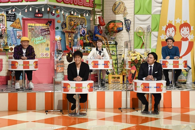 NMB48 吉田朱里が「特盛!よしもと」に出演!【読売テレビ】