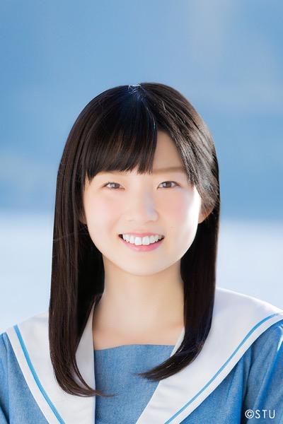 STU48 尾崎世里花、23歳の誕生日