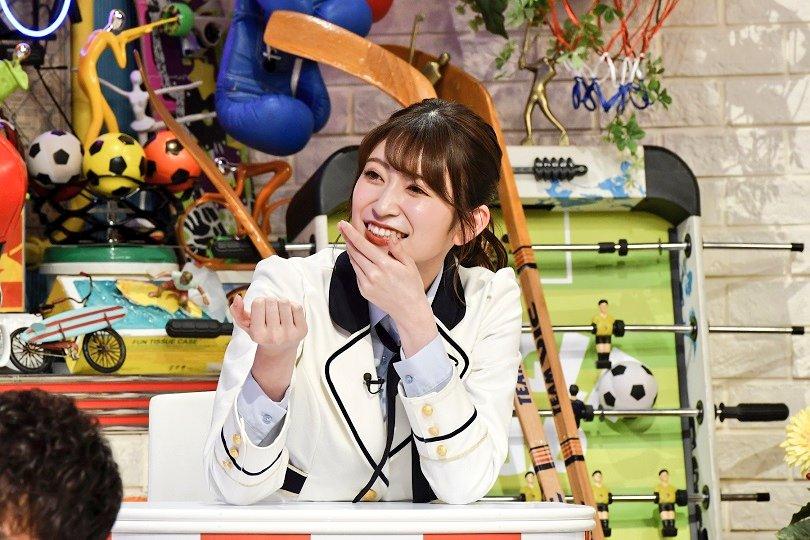 NMB48 吉田朱里が「特盛!よしもと」に出演!新型コロナの影響で変化したNMB48のアレを暴露【読売テレビ】
