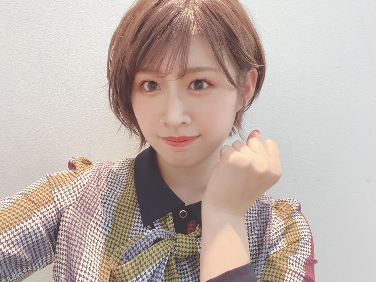 AKB48 チーム8 佐藤朱が「みやぎお仕事バラエティ スゴ!ジョブ!」に出演!【仙台放送】