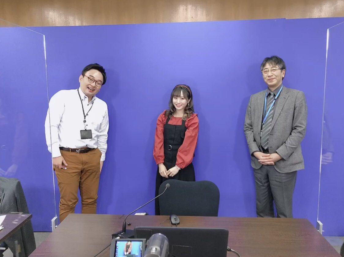 AKB48 チーム8 坂口渚沙が「高専ロボコン2020 北海道地区大会」にゲスト出演!【NHK北海道】