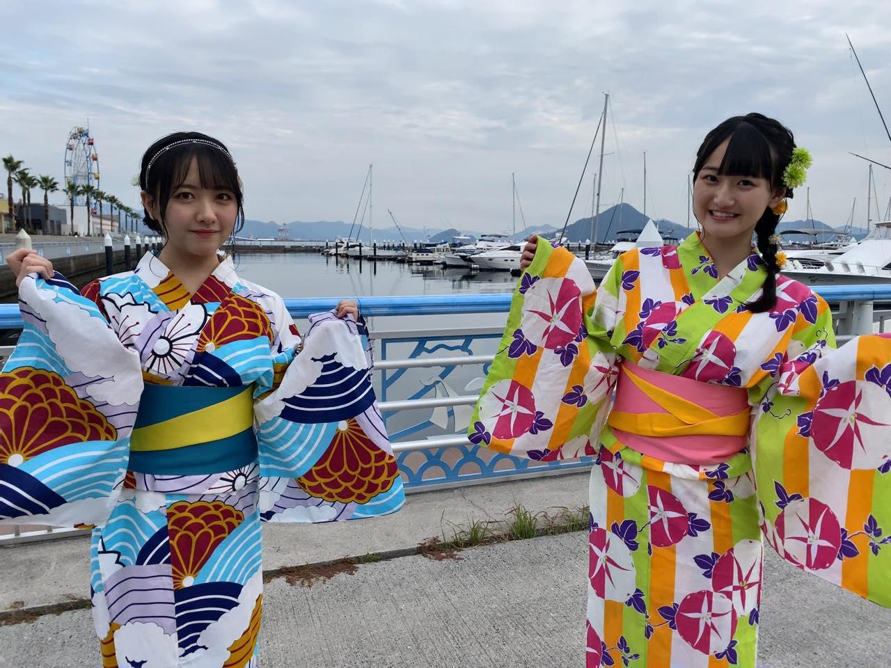 「せとチャレ!STU48」#135:セトラブ花火大会SP【TOKYO MX】