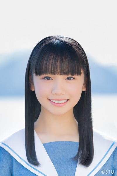 STU48 立仙百佳、16歳の誕生日