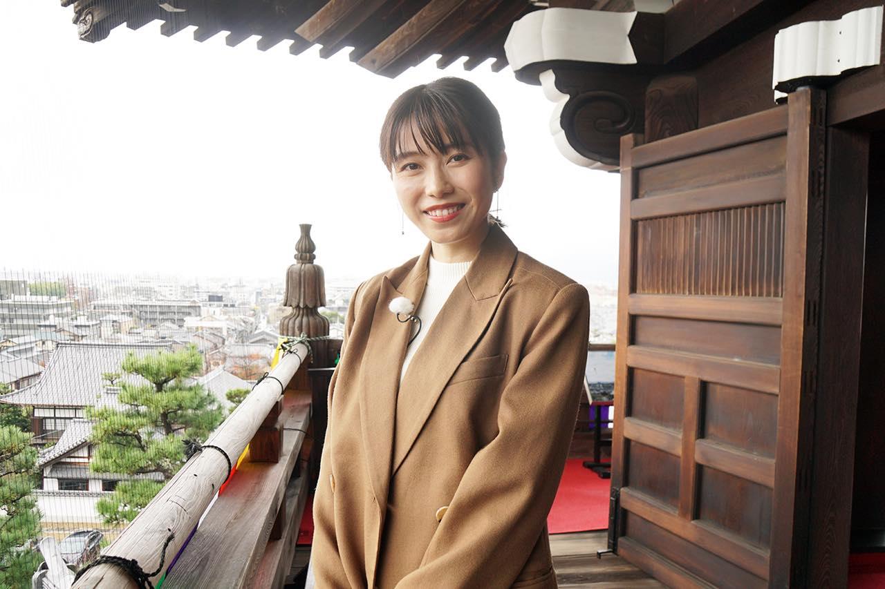 「横山由依がはんなり巡る 京都いろどり日記」#98:心惹かれるままに紅葉の京都を散策【関西テレビ】