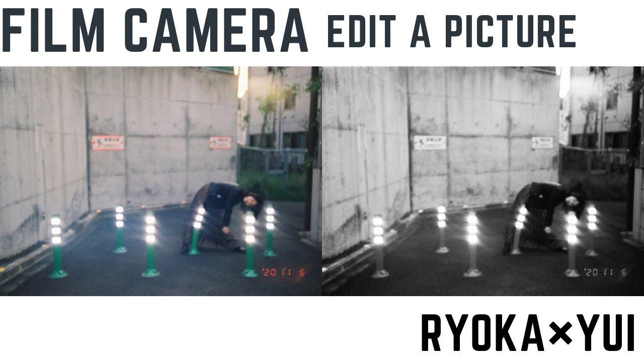 【動画】AKB48 横山由依「大島涼花ちゃんと写真現像VLOG 編集、撮影の振り返り」