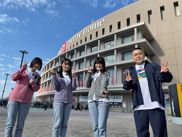 「せとチャレ!STU48」#136:HKT48スポーツ対決①【TOKYO MX】