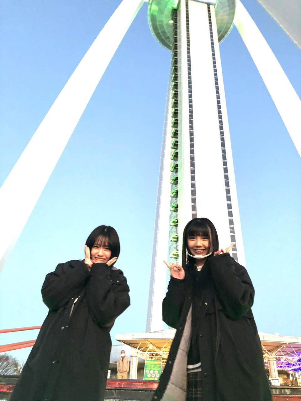 「SKE48は君と歌いたい」北川愛乃&佐藤佳穂が138タワーパークを訪れる①【東海テレビ】
