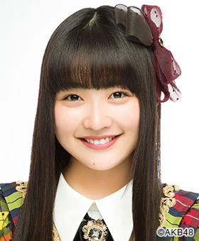 AKB48 道枝咲、17歳の誕生日