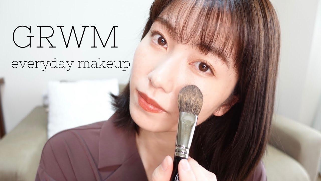 【動画】AKB48 横山由依「最近の毎日メイクを紹介します!」【GRWM】