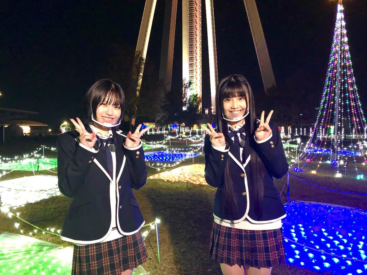 「SKE48は君と歌いたい」北川愛乃&佐藤佳穂が138タワーパークを訪れる②【東海テレビ】