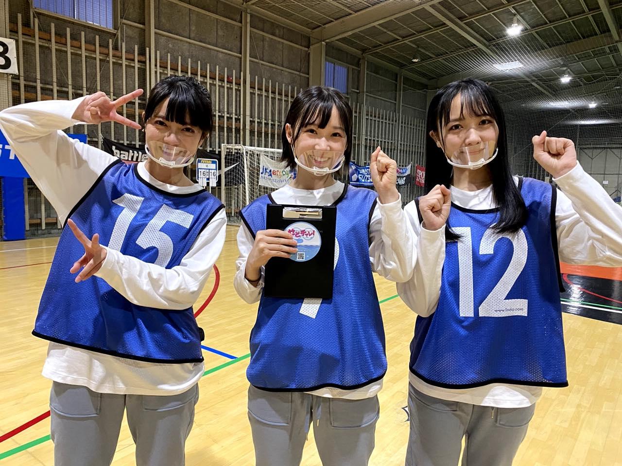 「せとチャレ!STU48」#138:HKT48スポーツ対決 決戦編①【TOKYO MX】