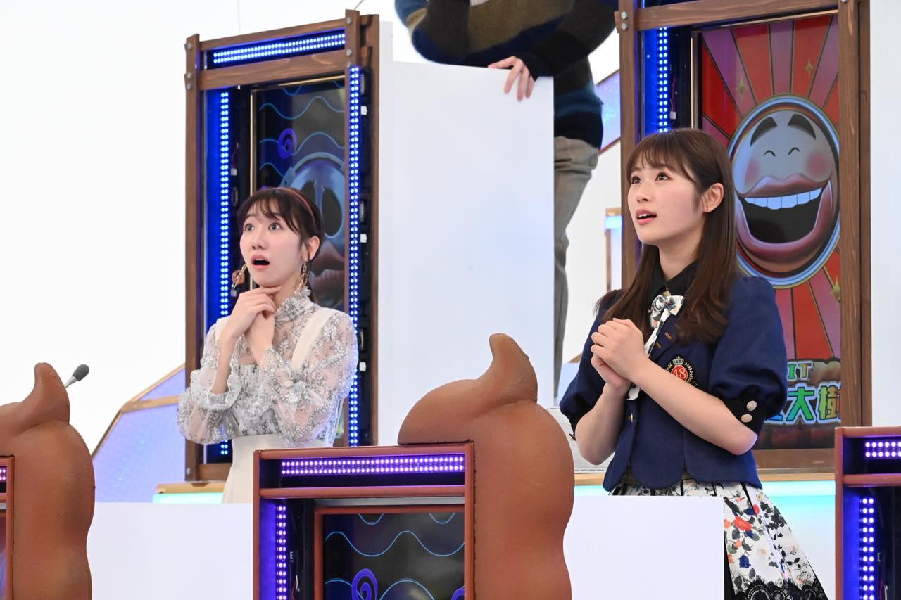 AKB48 柏木由紀、NMB48 渋谷凪咲、SKE48 惣田紗莉渚が「トリニクって何の肉!?」に出演!
