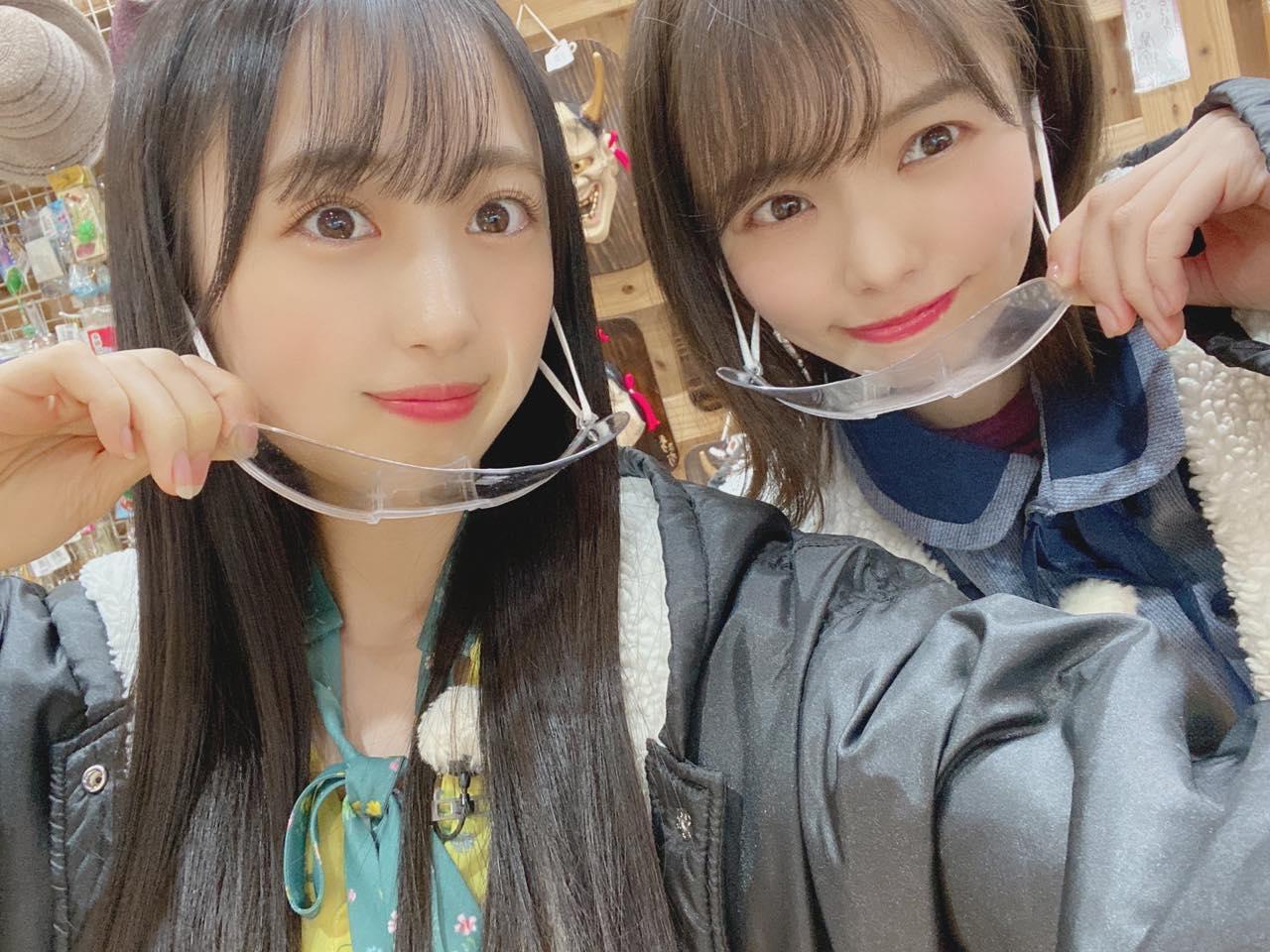 「HKTのピシャっと48」#3:渕上舞&渡部愛加里が48000円で添田町をPR!