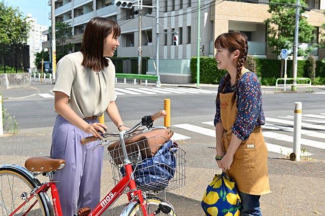川栄李奈出演、ドラマ「知ってるワイフ」第3話放送!