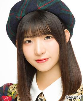 AKB48 蒲地志奈、21歳の誕生日