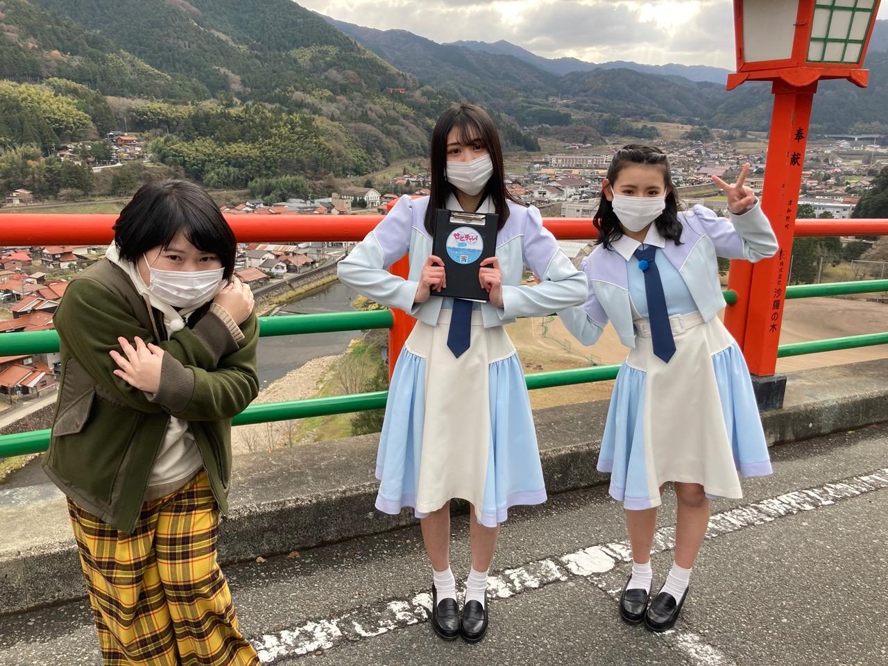 「せとチャレ!STU48」#142:真冬の女子旅!島根西部と広島北部を巡りシンクロを目指す②【広島ホームテレビ】