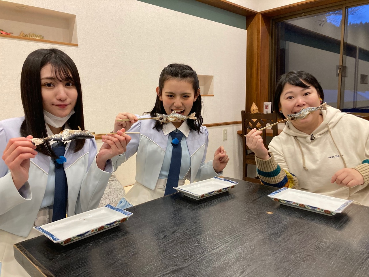 「せとチャレ!STU48」#143:真冬の女子旅!最終章【広島ホームテレビ】