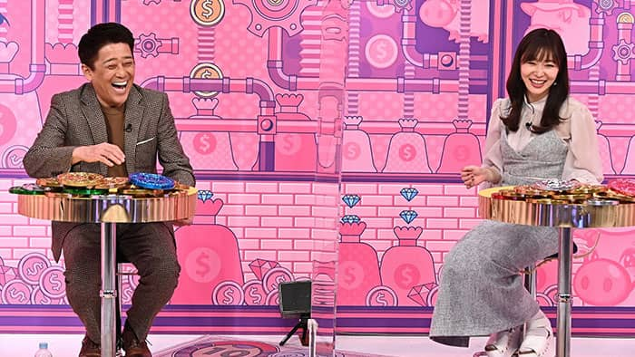 指原莉乃・坂上忍MC「話題の社長に聞きにくい事を聞いてみた!」話題の企業の大物社長に聞きにくい事を聞きにいく!