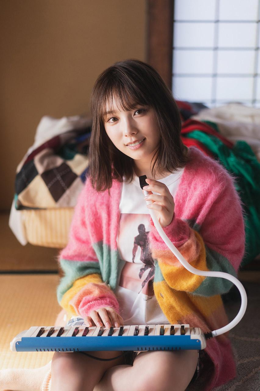 NMB48 和田海佑、グラビア掲載!「B.L.T. 2021年4月号」2/24発売!【予約開始】