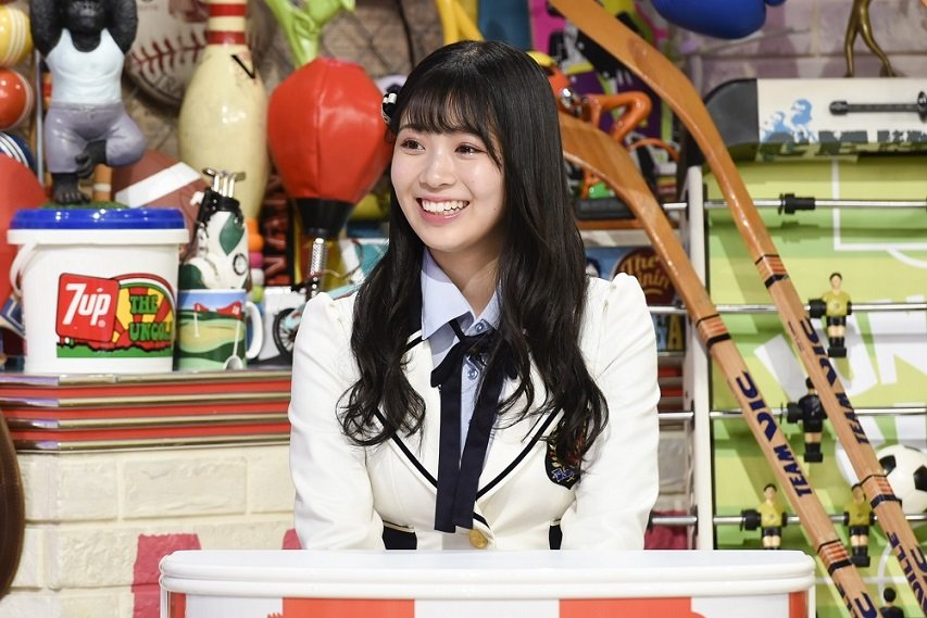 NMB48 安田桃寧が「特盛よしもと」に出演!【読売テレビ】