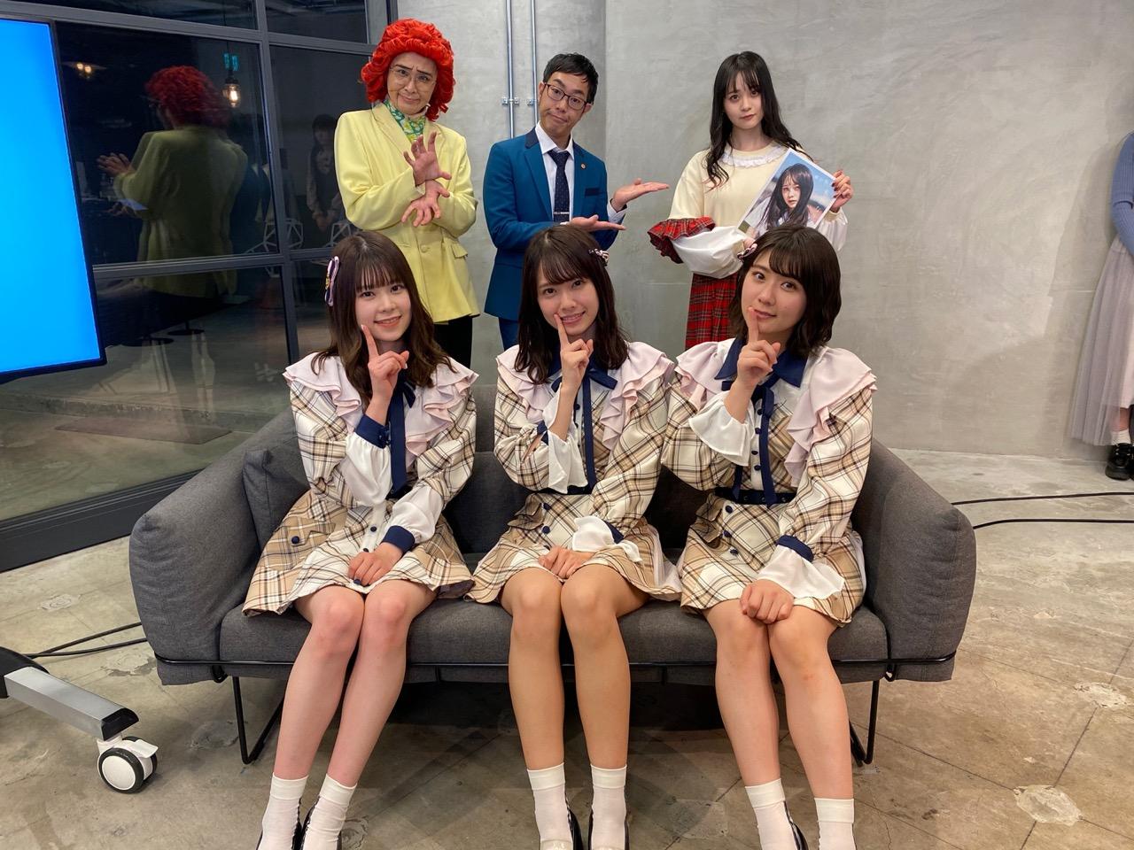 「AKB48 TEAM8のナイショ哲学」初放送!横山結衣・清水麻璃亜・吉川七瀬・小田えりながナイショにしていたあざといテクニックを解禁!【チバテレ】