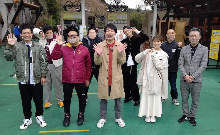 NMB48 渋谷凪咲が「麒麟・川島の#ハッシュタグバトルツアー5」に出演!【読売テレビ】