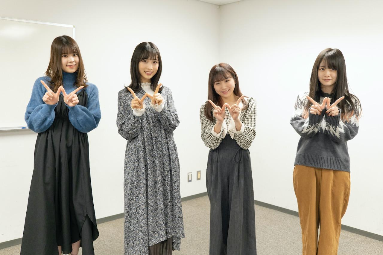 「WithLIVE TV」AKB48オンライン握手会に潜入!チーム8 吉川七瀬・小栗有以・坂口渚沙・横山結衣が登場!【チバテレ】