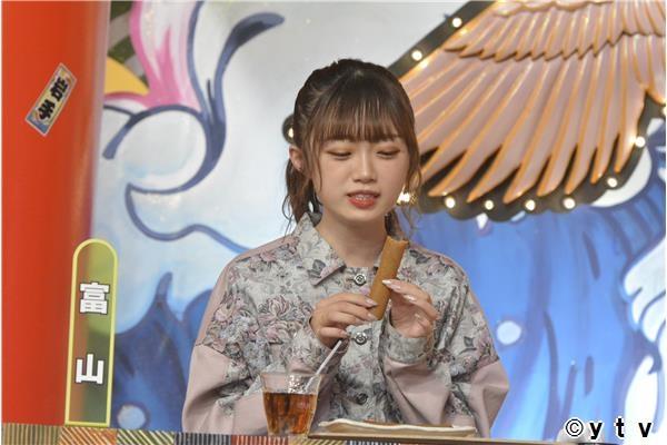NGT48 中井りかが「秘密のケンミンSHOW極」に出演!