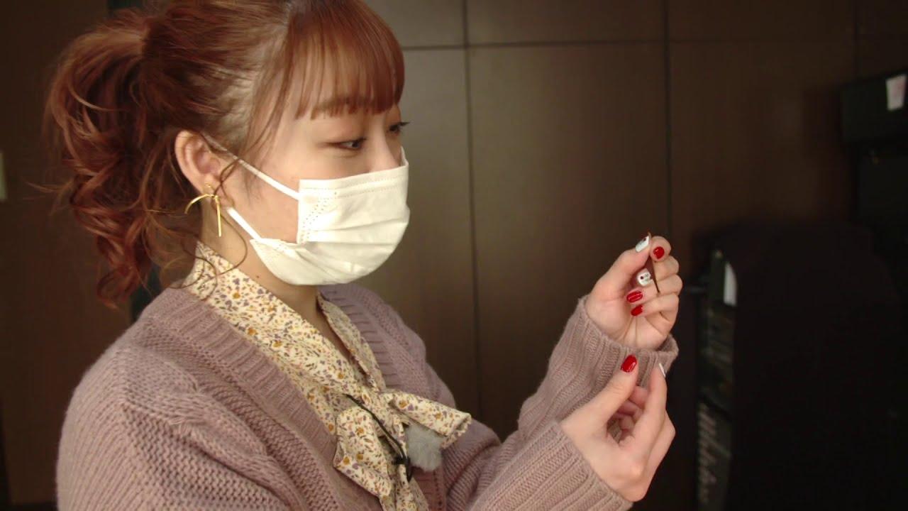 「須田亜香里のアクティブシニアの星」#4:耳かき職人 加藤さん【テレビ愛知】
