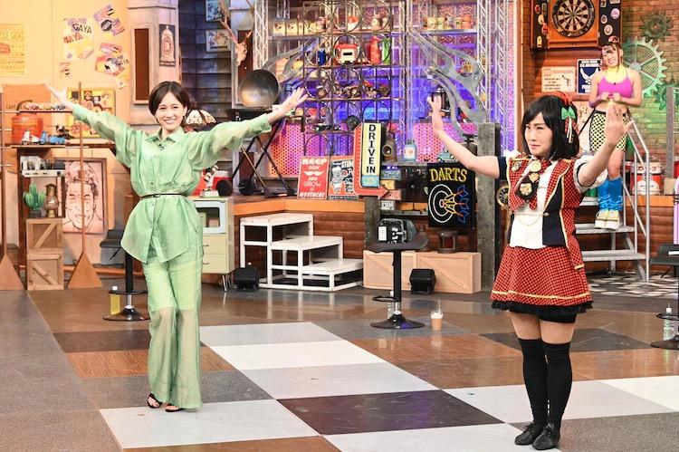 前田敦子&板野友美が「ウチのガヤがすみません!」にゲスト出演!共演NG説も…キンタロー。初共演SP!