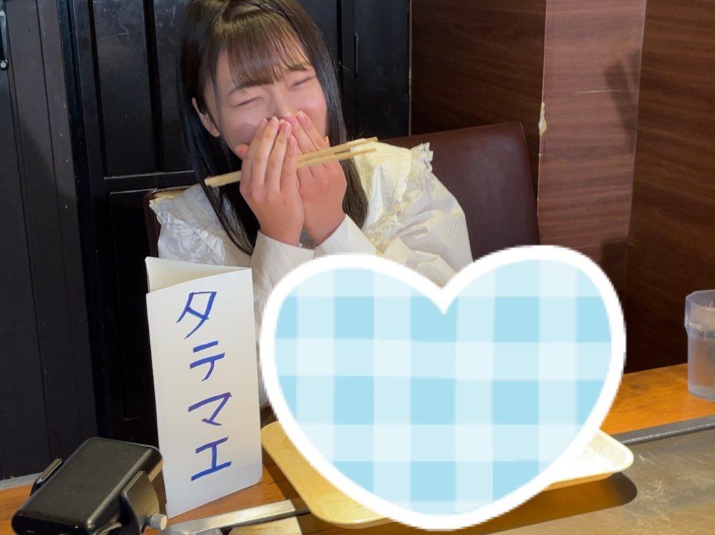 「SKE48の名古屋デカ盛り!」池田楓がデカ盛りメニューにガチ挑戦!【テレビ愛知】