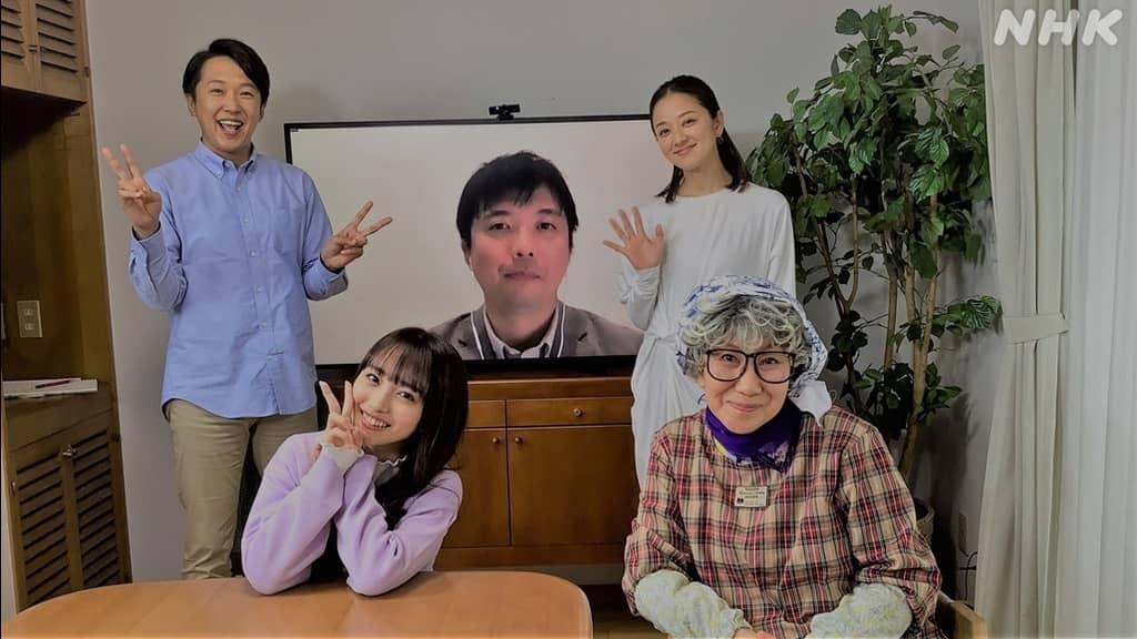 """AKB48 向井地美音出演「趣味どきっ! 梨本家の快適!リモート生活術」#5:リモートで""""中継""""テクニック"""