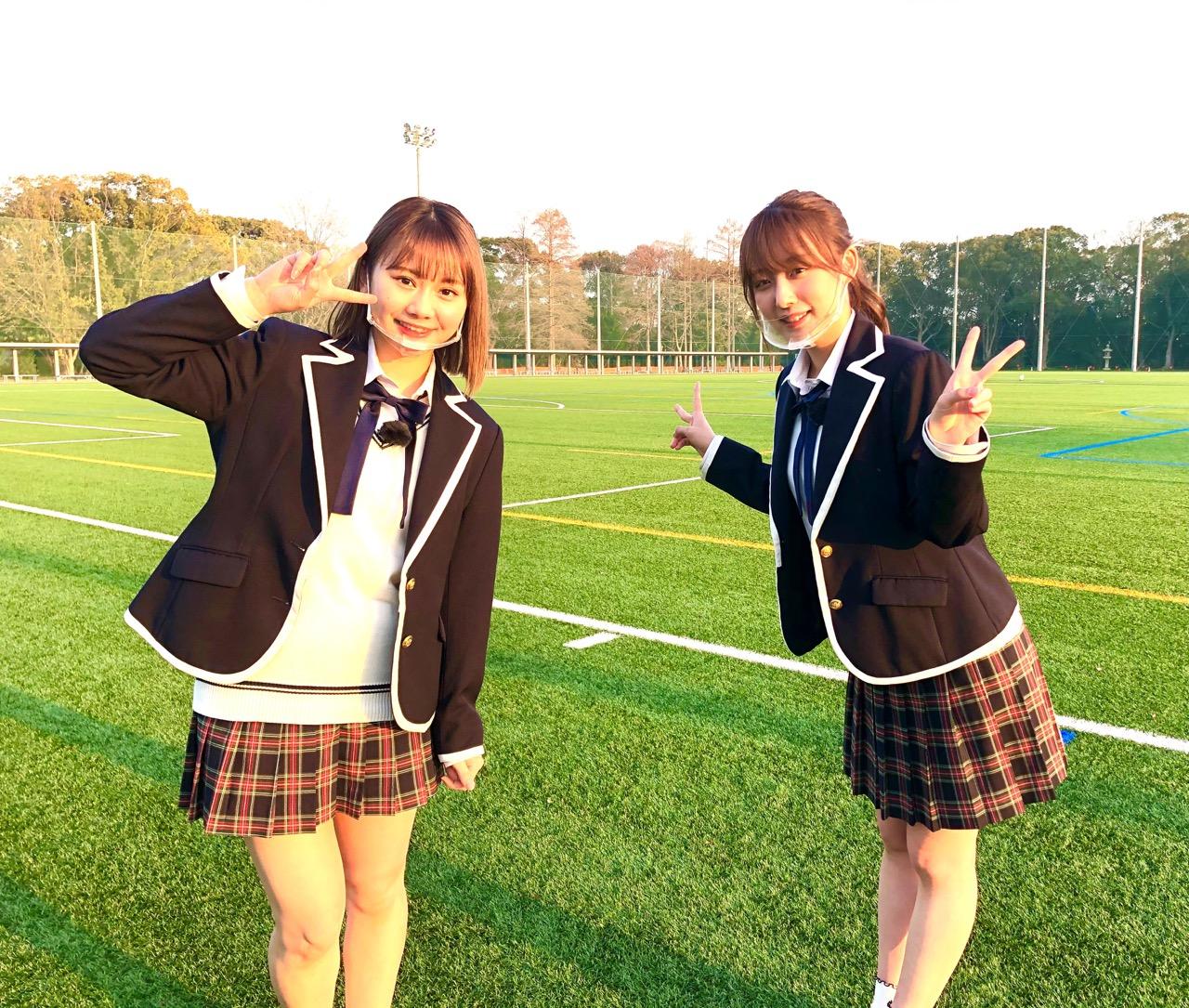 「SKE48は君と歌いたい」鎌田菜月&松本慈子が女子ラグビーチーム・PEARLSの練習場を訪れる【東海テレビ】