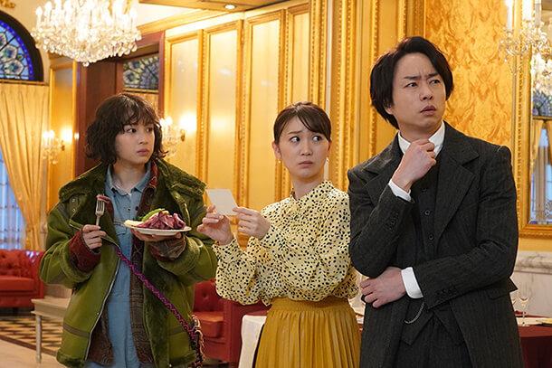 大島優子出演、新日曜ドラマ「ネメシス」今夜スタート!